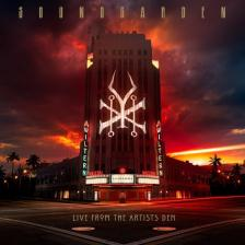 SOUNDGARDEN - LIVE FROM THE ARTISTS DEN 4LP SOUNDGARDEN