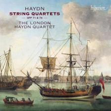 Haydn - STRING QUARTETS OP.71 & 74 2CD