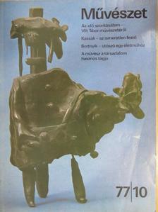 Aszalós Endre - Művészet 1977. október [antikvár]