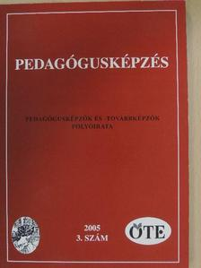 Bárdossy Ildikó - Pedagógusképzés 2005/3. [antikvár]