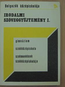 Aiszkhülosz - Irodalmi szöveggyűjtemény I. [antikvár]