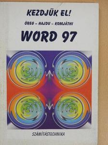 Hajdu Gábor - Word 97 [antikvár]