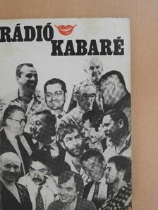 Bencze Imre - Rádiókabaré [antikvár]
