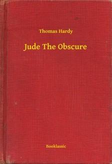 Thomas Hardy - Jude The Obscure [eKönyv: epub, mobi]