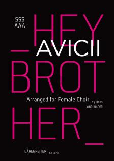 HEY BROTHER SSSAAA (ARR. FOR FEMALE CHOIR)