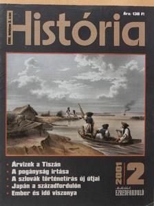 Dusan Kovác - História 2001/2. [antikvár]