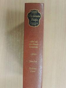 Charlotte Brontë - Abel mit der Mundharmonika/Allein/Jane Eyre/Robinson Crusoe [antikvár]