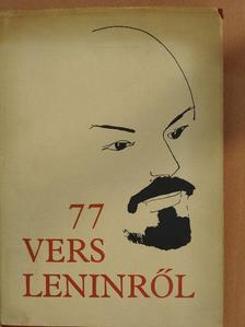 Alekszandr Prokofjev - 77 vers Leninről [antikvár]