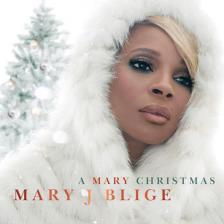 A MARY CHRISTMAS CD MARY J BLIGE