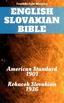 TruthBeTold Ministry, Joern Andre Halseth, Jozef Roháèek - English Slovakian Bible 7 [eKönyv: epub, mobi]