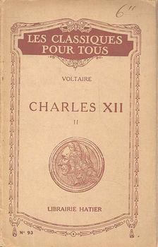 Voltaire - Histoire de Charles XII - Tome II [antikvár]