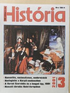 Balogh András - História 2001/3. [antikvár]