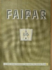 Arató István - Faipar 1963. január-december [antikvár]