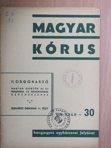 Babócsay János - Magyar Kórus 1938. Nyár [antikvár]