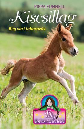 Pippa Funnell - Tilly lovas történetei 5.- Kiscsillag - Rég várt táborozás