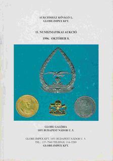 Kővágó László - 11. Numizmatikai aukció [antikvár]
