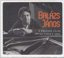 A ZONGORA LELKE (THE PIANO'S SOUL) - BLÁZS JÁNOS CD