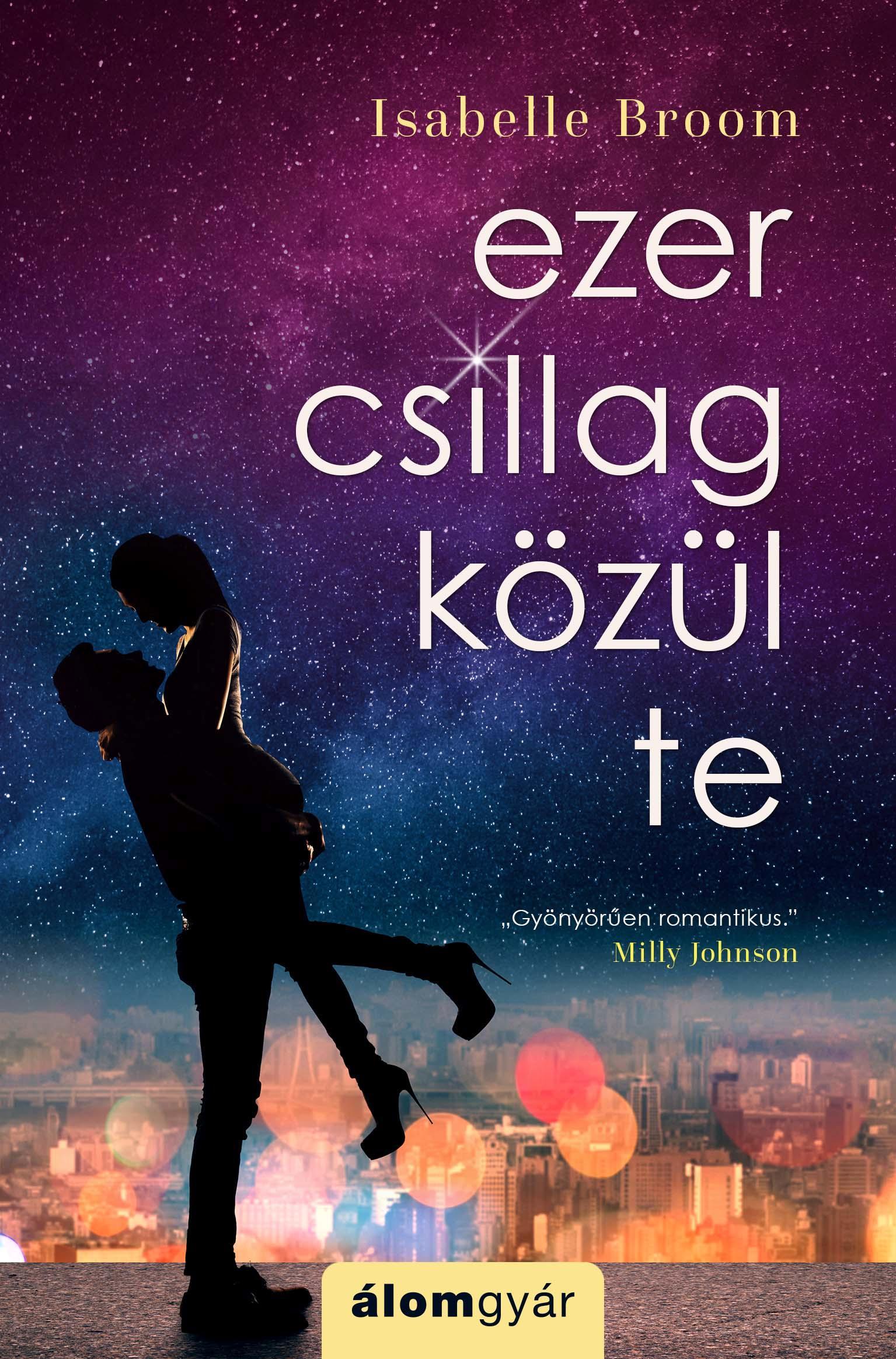 flörtöl a csillagok könyv