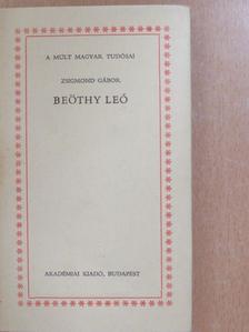 Gaál László - Beöthy Leó [antikvár]