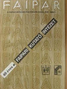 Ambrus László - Faipar 1989. január-december [antikvár]