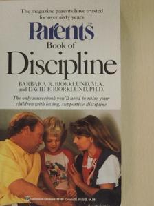 Barbara R. Bjorklund - Parents Book of Discipline [antikvár]