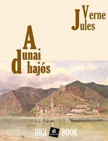 Jules Verne - A dunai hajós [eKönyv: epub, mobi]