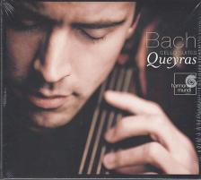 Bach - CELLO SUITES 2CD JEAN-GUIHEN QUEYRAS