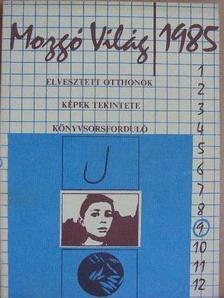 Ablaka István - Mozgó Világ 1985. szeptember [antikvár]