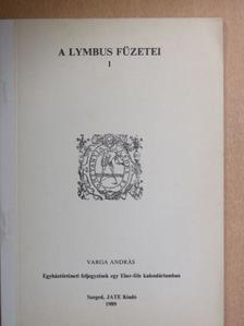 Varga András - Egyháztörténeti feljegyzések egy Eber-féle kalendáriumban [antikvár]