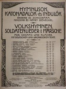 Kalmár Tibor - Hymnusok, katonadalok-és indulók énekre és zongorára 6. [antikvár]