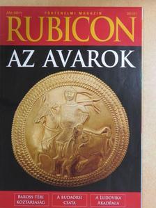 Babucs Zoltán - Rubicon 2011/11. [antikvár]