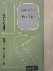Déry György - Faulkner [antikvár]