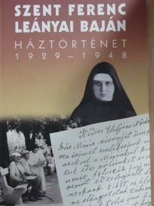 Rapcsányi László - Szent Ferenc leányai Baján [antikvár]