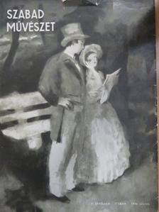 D. Fehér Zsuzsa - Szabad Művészet 1956. július [antikvár]