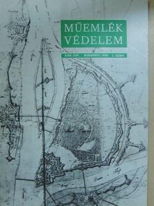 Feld István - Műemlékvédelem 1978/3. [antikvár]