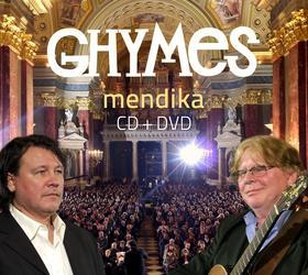 Ghymes - Ghymes - Mendika (CD+DVD)