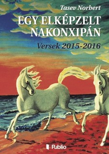 Norbert Tasev - Egy elképzelt Nakonxipán - Versek 2015-2016 [eKönyv: epub, mobi]