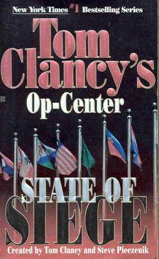 Tom Clancy - Op-Center - State of Siege [antikvár]