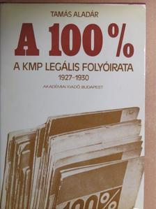 Barna Károly - A 100% [antikvár]