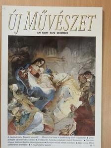 András Edit - Új Művészet 1993. december [antikvár]