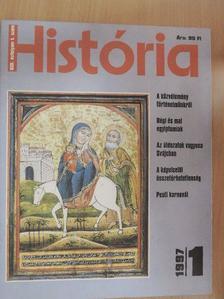 Burucs Kornélia - História 1997/1. [antikvár]