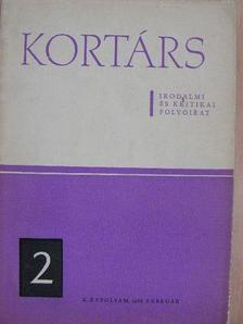 Basch Lóránt - Kortárs 1966. február [antikvár]