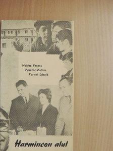 Halász Ferenc - Harmincon alul [antikvár]
