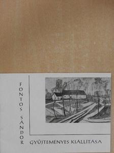Szelesi Zoltán - Fontos Sándor gyűjteményes kiállítása [antikvár]