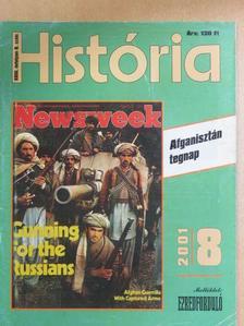 Balogh András - História 2001/8. [antikvár]