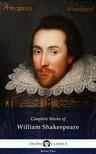 William Shakespeare - Delphi Complete Works of William Shakespeare (Illustrated) [eKönyv: epub, mobi]