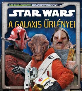 .- - Star Wars - A galaxis űrlényei