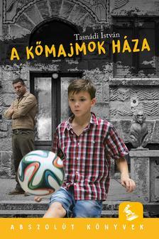 Tasnádi István - A kőmajmok háza - filmes borítóval