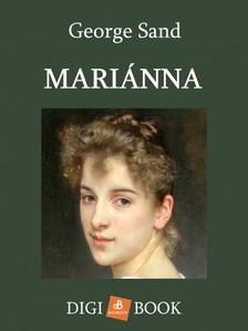 George Sand - Mariánna [eKönyv: epub, mobi]