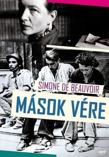 Simone de Beauvoir - Mások vére [eKönyv: epub, mobi]